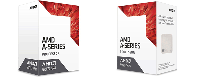 AMD APU AM4