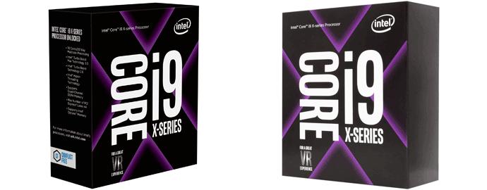 Intel Core i9 serie X