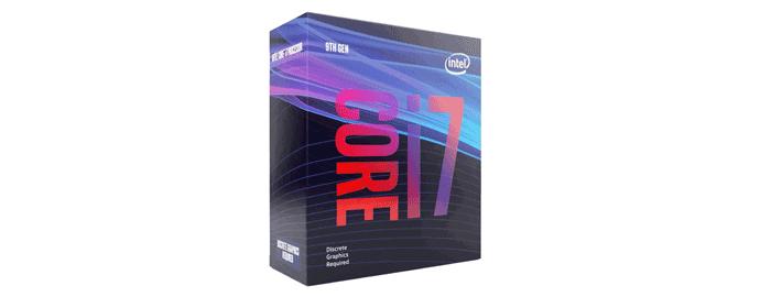 cpu i7 9700f