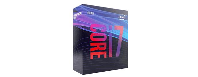 processore i7 9700