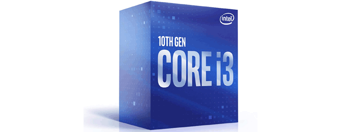 intel core 10100